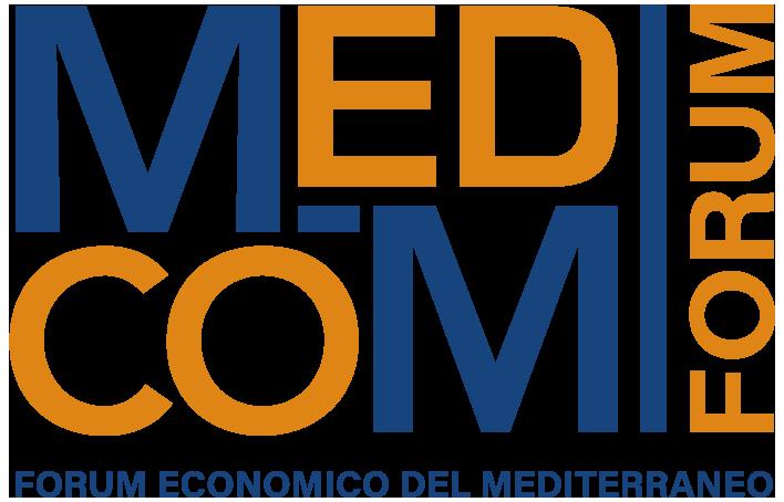 MedCom Forum Economico del Mediterraneo Logo